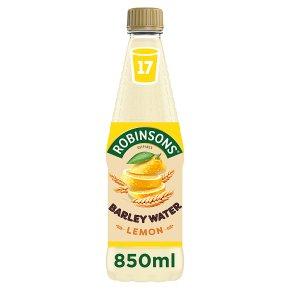 Robinsons lemon barley water