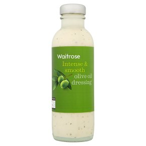 Waitrose olive oil dressing