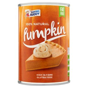 Baking Buddy 100% Natural Pumpkin Puree