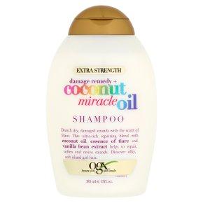 Ogx Coconut OIl Shampoo