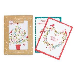 Waitrose charity treeshearts cards waitrose waitrose charity treeshearts cards m4hsunfo