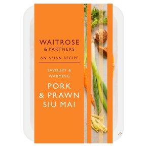 Waitrose Asian fusion siu mai