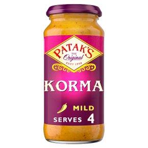 Patak's Korma