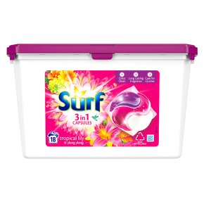 Surf Tropical Lily capsules