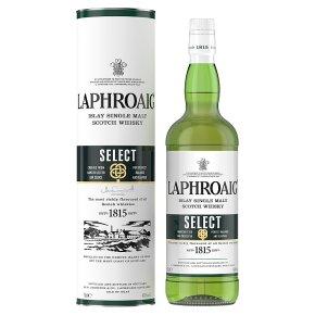 Laphroaig Islay Single Malt Scotch Select Whisky