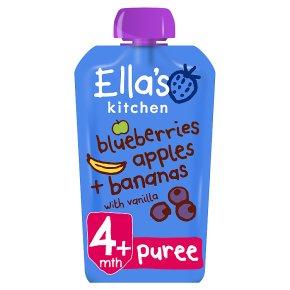 Ella's Kitchen Blueberries Apple