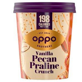 Oppo Vanilla Pecan Praline Ice Cream