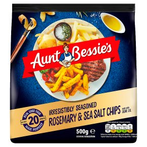 Aunt Bessie's Rosemary & Sea Salt Chips