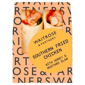 Waitrose Southern Fried Chicken Wrap