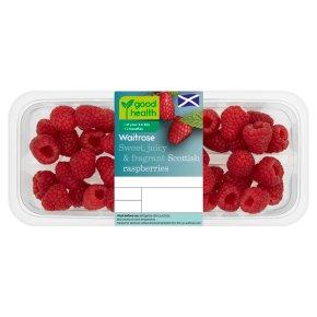 Waitrose Scottish Raspberries