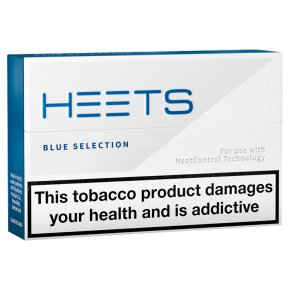 HEETS Blue Label