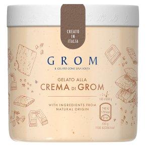 Grom Gelato Crema di Grom