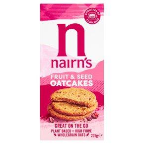 Nairn's On the Go... Fruit & Seed Oatcake