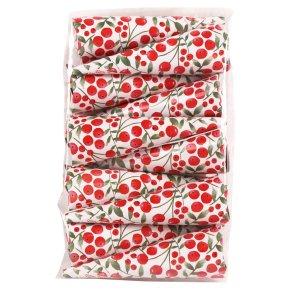 Waitrose Berry Print Cone Poppers
