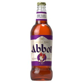 Greene King Abbot Ale England