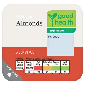 Waitrose Almonds
