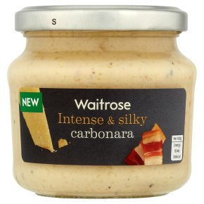 Waitrose carbonara