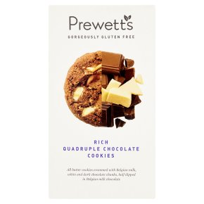 Prewetts Quadruple Chocolate Cookies