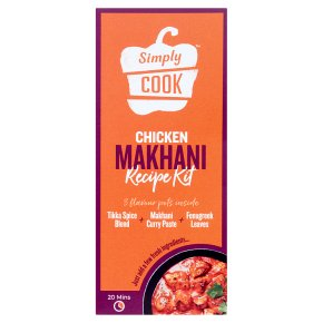Simply Cook Makhani 3 Step Kit