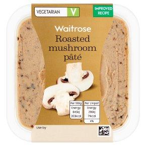 Waitrose Christmas Roasted Mushroom Pâté