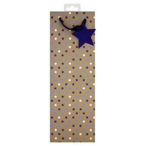 Waitrose stars bottle bag