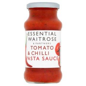 Essential Tomato & Chilli Pasta Sauce