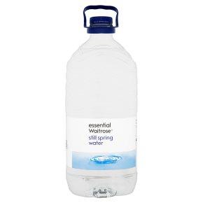 essential Waitrose Still Spring Water