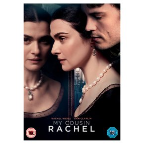 DVD My Cousin Rachel