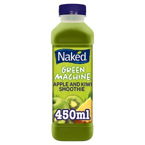 Naked green machine juice smoothie
