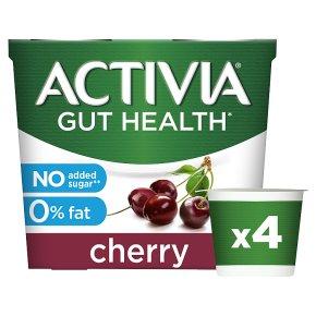 Activia 0% Fat Cherry