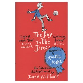 Boy In The Dress David Walliams