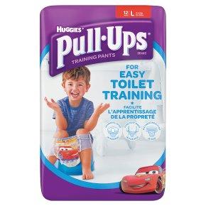 Huggies Pull Ups Pants