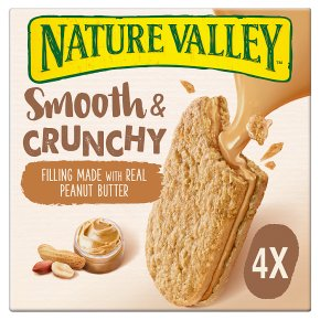 Nature Valley Nut Butter Peanut Biscuits