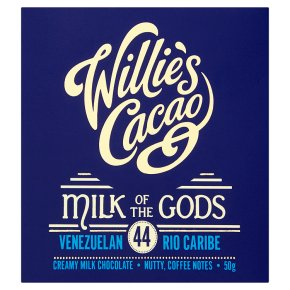 Willie's Cacao Milk of the Gods Rio Caribe 44%