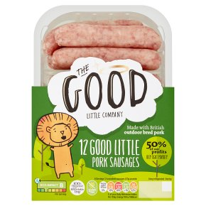Good Little Company good little sausages
