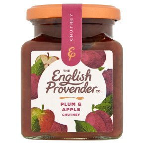 The English Provender Co, ploughmans plum chutney