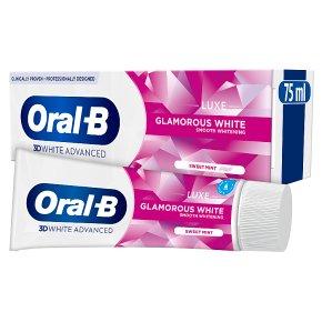 Oral-B 3D White Luxe Glamorous Toothpaste