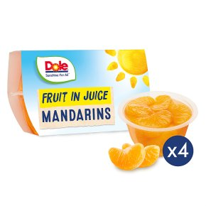 Dole mandarins in fruit juice