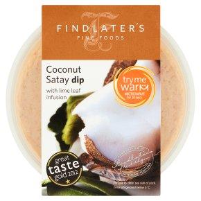 Findlater's coconut satay dip