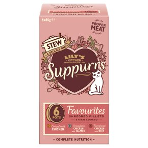 Lily's Kitchen Suppurrs Favourites