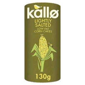 Kallo corn cakes