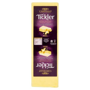 Waitrose tickler extra mature cheddar