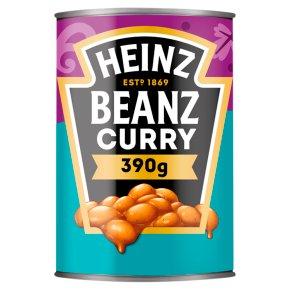 Heinz Baked Beanz curry