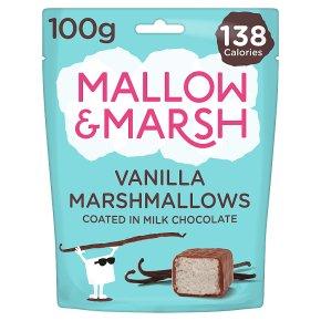 Mallow & Marsh Vanilla Marshmallows