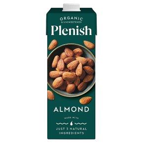 Plenish Organic Almond Dairy Free Milk