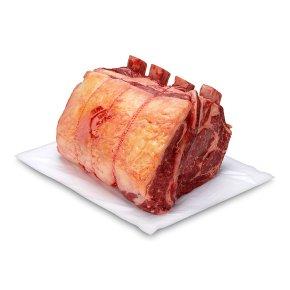 Waitrose Hereford beef bone in prime rib