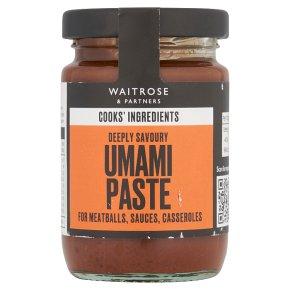 Waitrose Cooks' Ingredients umami paste