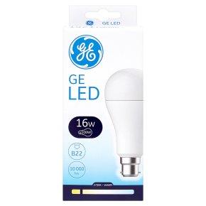 GE LED B22 16w