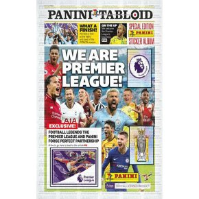 Panini Tabloid Starter Pack