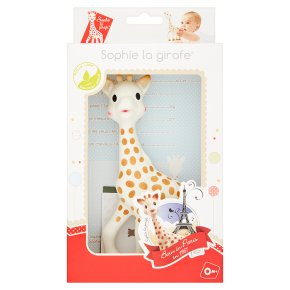 Sophie la girafe teether in box